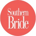 Featured on wedding magazine Southern Bridge Magazine badge