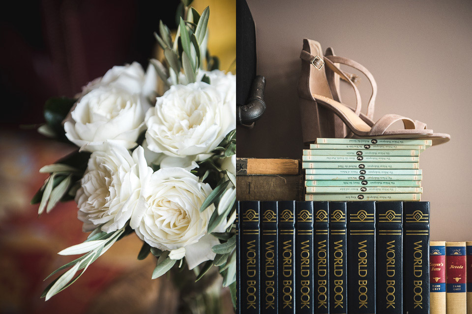 Photos of Details from our weddings