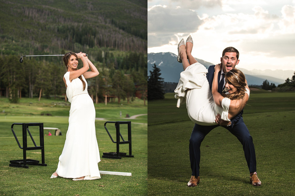The most fun images from our weddings